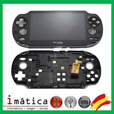 PANTALLA COMPLETA PS VITA 1000 PSP CON MARCO FAT FRAME ASSEMBLY LCD SONY 1004