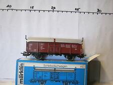 Märklin HO 4619 Schiebedachwagen DB5703408-2 (RG/RK/048-8R4/4)