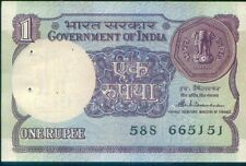 #329 India UNC One Rupee Note ▬ 1985 S. Venkitaramanan ▬ Re 1 Currency