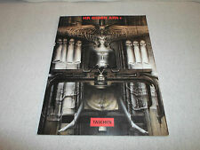 HR Giger ARh + *Taschen Photo Art Book* German Gothic Demon Occult Alien Macabre