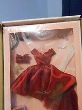 Dressmaker Details Mon Cheri Silkstone Barbie Fashion Royalty NRFB w/Shipper