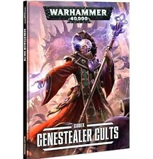 New CODEX: GENESTEALER CULTS=Tyranid Allies at Last-Games Workshop Warhammer 40K