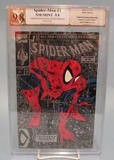 Spider-Man #1 PGX 9.8 not CGC Marvel Todd McFarlane Authenticated Signature