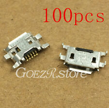 100pcs New Micro USB Charging Sync Port Connector BlackBerry Q10 9900 9930 Dock