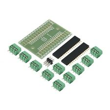 Expansion Board Terminal Adapter DIY Kits for Arduino NANO IO Shield V1.0 GA