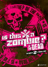 Is This a Zombie: Season 2 (Limited Edition), New DVD, Caitlin Glass, Brittney K