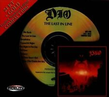 Last in Line  24k Gold  2012 by Dio *Ex-library*