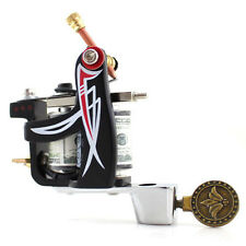 2014 Brand New Pro Tattoo Machine Steel Tattoo Gun for Tattoo Kit Equipment