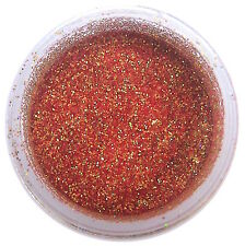 NEW Disco ORANGE HOLOGRAM Glitter Dust 5g Cake Decorating Fondant USA Made