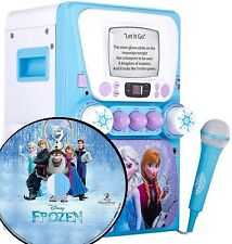 Karaoke Machine Disney Frozen Singing Kids New Free Shipping Perfect Gift!!!
