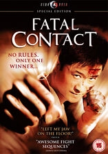 FATAL CONTACT - DVD - REGION 2 UK