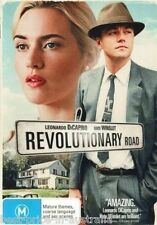 Revolutionary Road DVD TOP 1000 Leonardo DiCaprio Kate Winslet BRAND NEW R4
