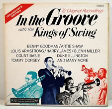6 LP Box - Vinyl - In the Groove with the Kings of Swing - Reader´s Digest