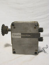 CANDY CONTROLS SWITCH Adjustable Model C rotary industrial motion control