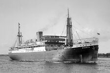 rp16615 - Australian Passenger Ship - Moonta , built 1931 - photo 6x4