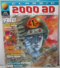 CLASSIC 2000 AD MAGAZINES NUMBER  6 FEB.  1996 - COM-003