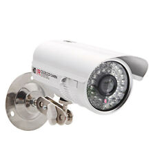 1200TVL CMOS HD Home Outdoor Waterproof CCTV Security Camera IR Cut System PAL