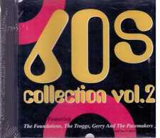 60's Collection The Troggs Gerry and The Pacemakers Cd Sealed Sigillato