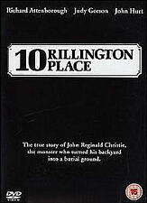 10 Rillington Place - Richard Attenborough, John Hurt, Judy Geeson - DVD.