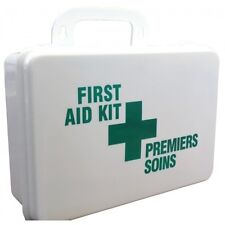Workplace First Aid Kit/Quebec regulation first aid kit (1-50 employee)