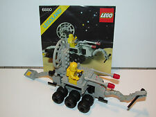 LEGO SPACE No 6880 SURFACE EXPLORER 100% COMPLETE + INSTRUCTIONS 1980s