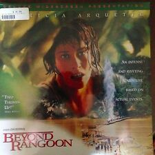 Beyond Rangoon - Widescreen Laserdisc NIB New Sealed free shipping for 6