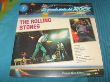 AA.VV. - LA GRANDE STORIA DEL ROCK VOL.1  The Rolling Stones  LP