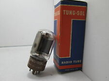 NOS TUNG SOL 6AR6 Power VACUUM TUBE Tested STRONG #B.1295