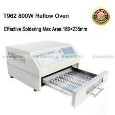 T962 T962 Reflow Oven Infrarosso SMD BGA IC Forno Rifusione Automatico