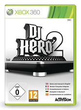 DJ Hero 2 XBOX 360 IT IMPORT ACTIVISION BLIZZARD
