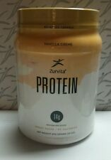 ZEAL FOR LIFE VANILLA PROTEIN SHAKE Canister 30 DAY SUPPLY Zurvita Exp: 12/17
