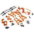 Yeah Racing Aluminum Conversion Kit für HPI Sprint 2 #SPT2-S01OR Orange