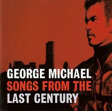GEORGE MICHAEL : SONGS FROM THE LAST CENTURY / CD - TOP-ZUSTAND