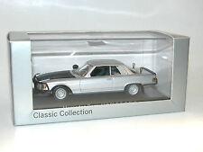 Minichamps, Mercedes-Benz 450 SLC 5.0 Rallye, plata/negro, 1/43 OVP Dealer