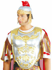 ROMAN ARMOUR SET WARRIOR SOLDIER 2 PIECES ADULT MAN ONE SIZE