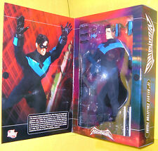 "DC DIRECT NIGHTWING Hot 13"" ACTION FIGURE DOLL BATMAN Bat Toys 1:6scale12""Dx MIB"