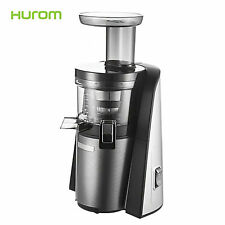 HUROM CELEB HVS-STF14 Premium Slow Juicer Extractor HH-Series Matt-Silver 220V