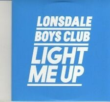 (DI995) Lonsdale Boys Club, Light Me Up - 2012 DJ CD