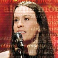 """ALANIS MORISSETTE """"UNPLUGGED"""" CD NEUWARE"""