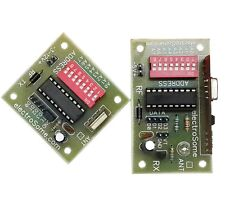 ASK RF Transmitter and Receiver Module Kit - Ready to Use - Wireless Modules