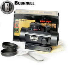Bushnell 1x40RD Holographic Red+Green Dot Sight Rifle Scope For 11-20mm Rail