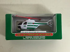 2005 Hess Motorized Miniature Helicopter