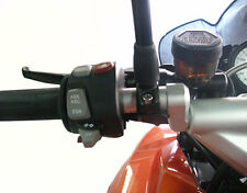BMW K1300R: HeliBars TracStar Replacement Handlebars and Risers (PAIR)