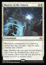 MTG MASTERY OF THE UNSEEN FOIL EXC- DOMINIO DELL'INVISIBILE - FRF - MAGIC