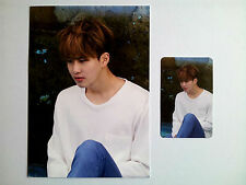 EXO SMTOWN COEX OFFICIAL GOODS EXODUS Postcard & Photocard Set - Suho (2 items)