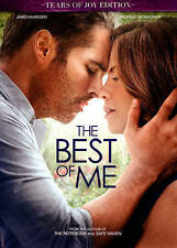 The Best of Me (DVD 2015 WS) James Marsden Michelle Monaghan NICOLAS SPARKS