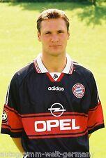 Dennis Grassow Bayern München 1997-98 seltenes Foto