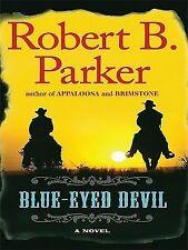 Blue-Eyed Devil (Wheeler Hardcover)