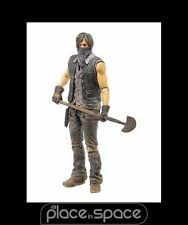 THE WALKING DEAD TV SERIES 7.5 DARYL DIXON GRAVEDIGGER ACTION FIGURE
