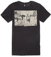 Insight Eat The Rich Tee (S) Dirty Boot Black 311327-7832-S